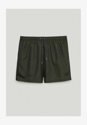 Swimming trunks - khaki