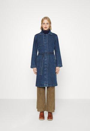 TRENCH COAT - Trenchcoat - dark blue