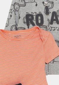Carter's - CARDIGAN ROAR SET - Zip-up hoodie - gray - 3