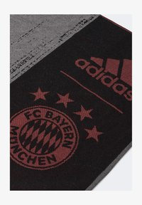 adidas Performance - FC BAYERN MUNICH COTTON TOWEL - Håndkle - black - 1