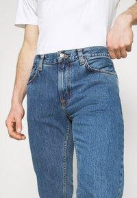 Nudie Jeans - GRITTY JACKSON - Straight leg -farkut - friendly blue - 3