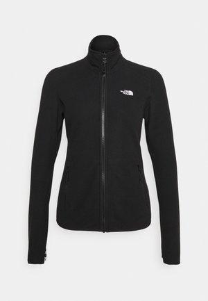 GLACIER  - Fleecová bunda - black