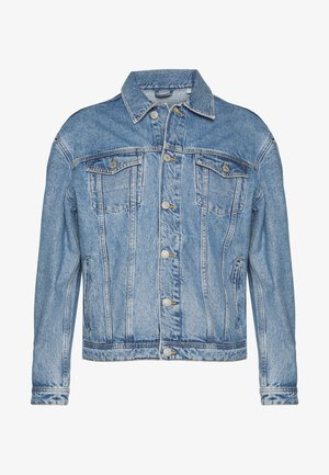 JJIJEAN JJJACKET - Giacca di jeans - blue denim