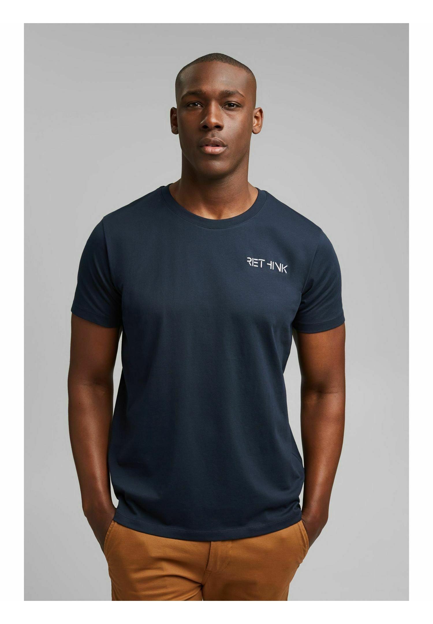 Herren MIT STICKEREI - T-Shirt print