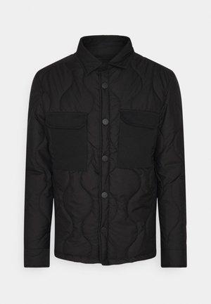 HAZAN - Lehká bunda - schwarz
