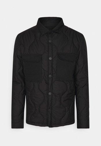 HAZAN - Summer jacket - schwarz