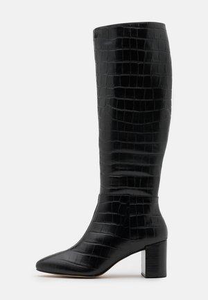 SAFFIA - Boots - black