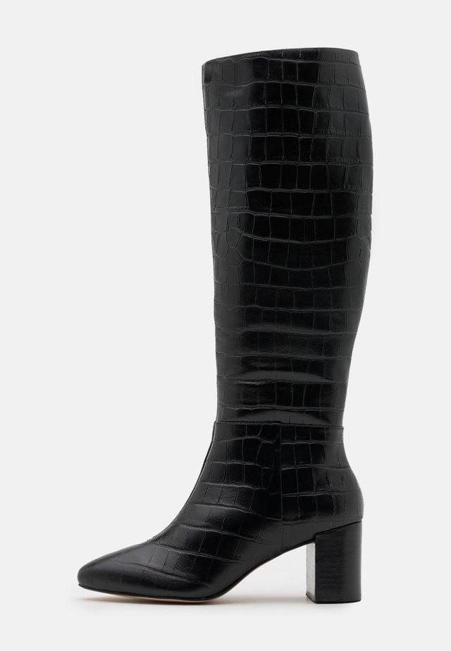 SAFFIA - Botas - black