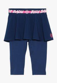 BIDI BADU - TAMEA TECH  - 3/4 sportovní kalhoty - dark blue - 0