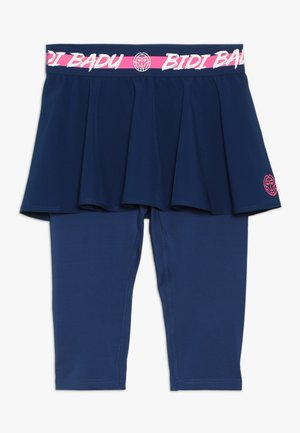 TAMEA TECH  - Pantaloncini 3/4 - dark blue