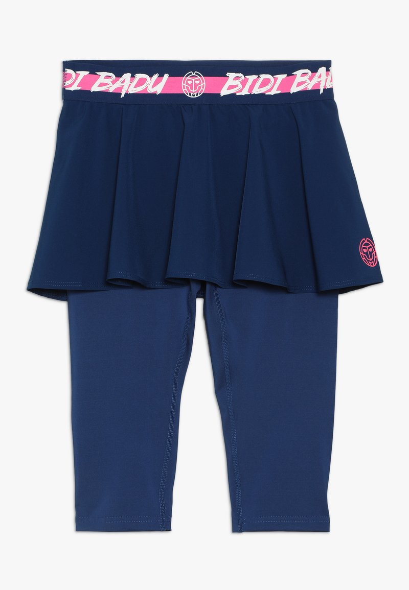 BIDI BADU - TAMEA TECH  - 3/4 sportovní kalhoty - dark blue