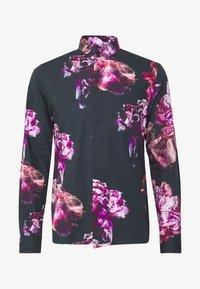 Twisted Tailor - CAVANAGH SHIRT - Camisa - black - 4