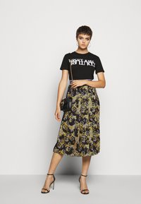 Versace Jeans Couture - A-line skirt - nero - 1