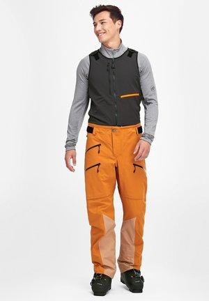 LA LISTE PRO - Snow pants - tumeric
