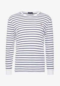 Polo Ralph Lauren - Long sleeved top - white/french navy - 5