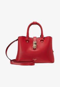 Dune London - DINIDIELLA - Handbag - red plain - 5