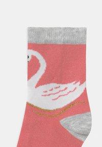 Name it - NKFSWAN 8 PACK - Socks - light grey melange - 2