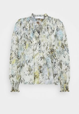 CALLI - Bluzka z długim rękawem - green multico