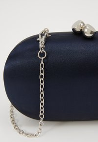 Dorothy Perkins - ROUNDED BOX CLUTCH - Clutch - navy - 2