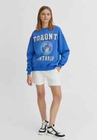 PULL&BEAR - Sweatshirt - blue - 1
