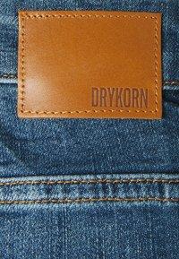 DRYKORN - LIKE - Straight leg jeans - blue - 6