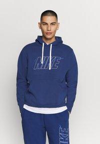 Nike Sportswear - SUIT SET - Tracksuit - midnight navy - 0