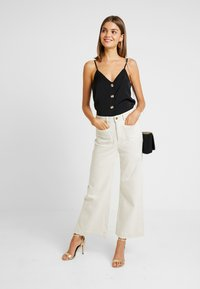 Rolla's - SAILOR - Flared jeans - cream - 1