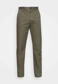 Wood Wood - MARCUS LIGHT TWILL TROUSERS - Chinot - olive - 3