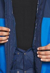Columbia - TIMBERTURNER JACKET - Snowboard jacket - bright indigo/collegiate navy - 4