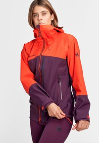 Mammut - Masao  - Softshelljacke - blackberry-spicy - 4
