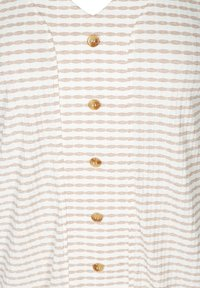 Zizzi - Shirt dress - white - 4