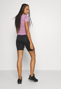 adidas Performance - SHORT - Legging - black/white