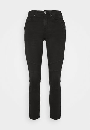 ONLROYAL LIFE - Jeans Skinny - black