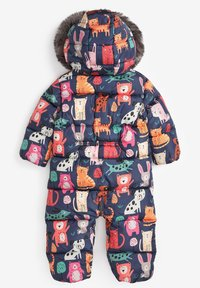 Next - SHOWER RESISTANT CHARACTER - Overall / Jumpsuit - dark blue - 1