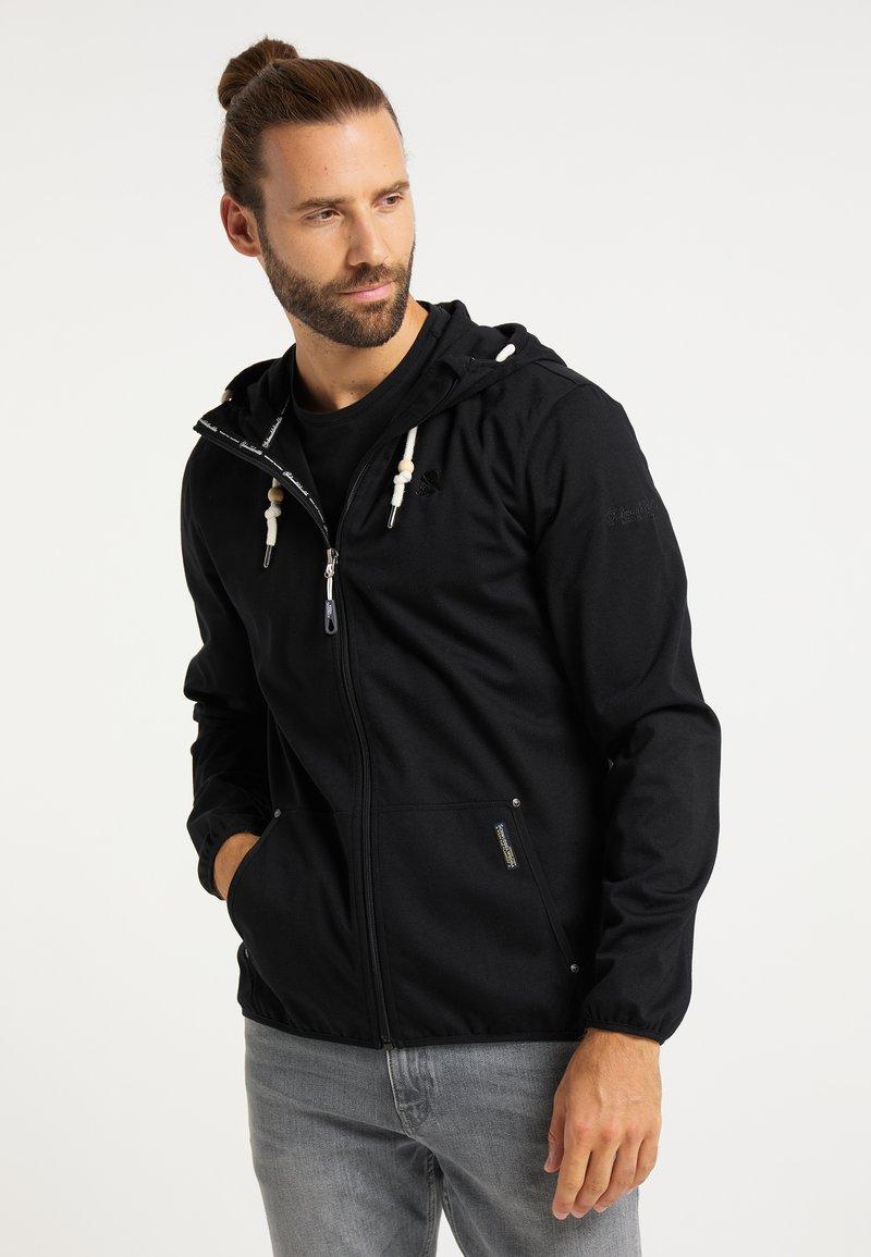 Schmuddelwedda - Waterproof jacket - schwarz