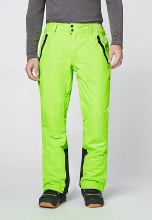 TAOS - Snow pants - green gecko
