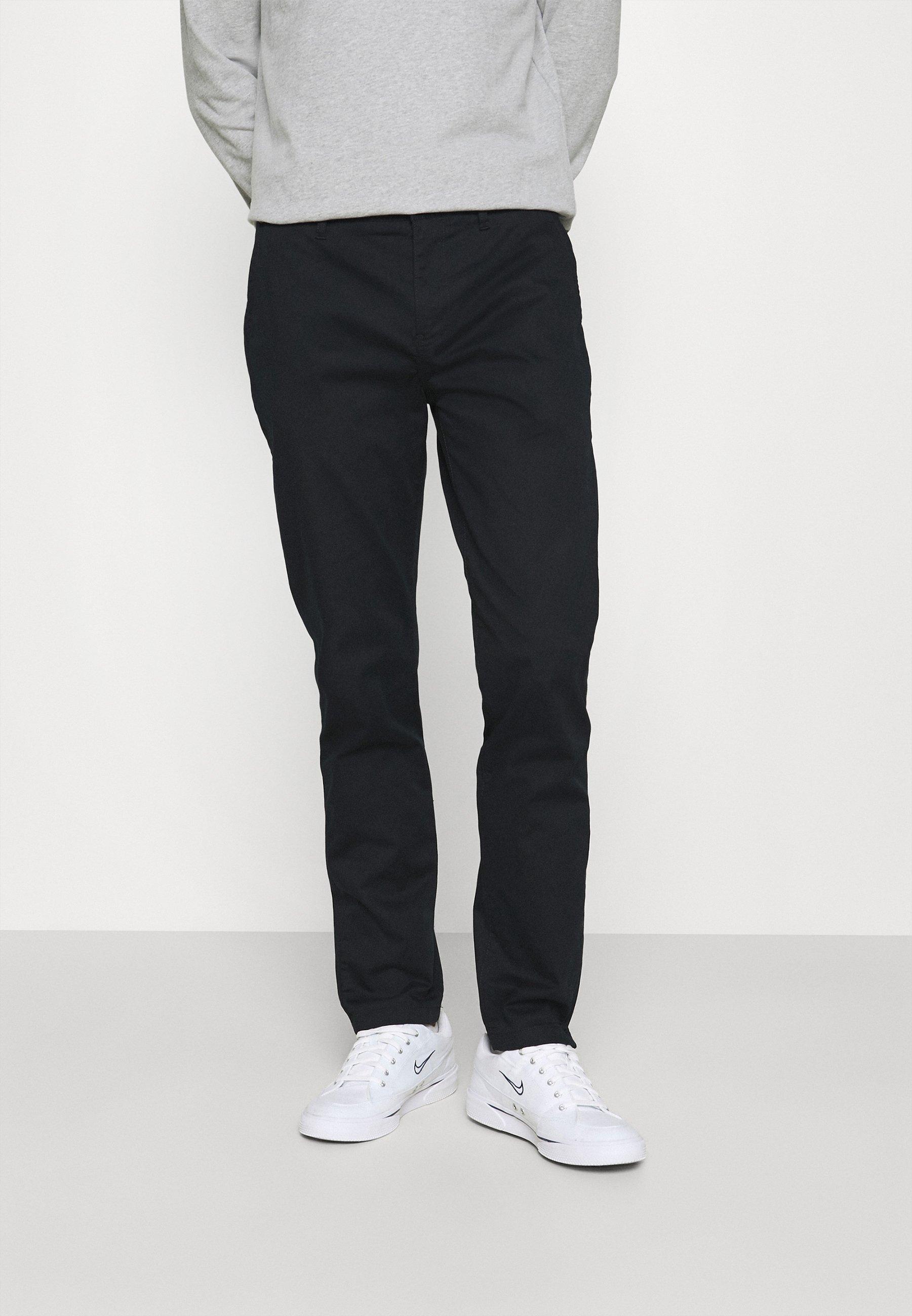Men STUART REGULAR - Trousers