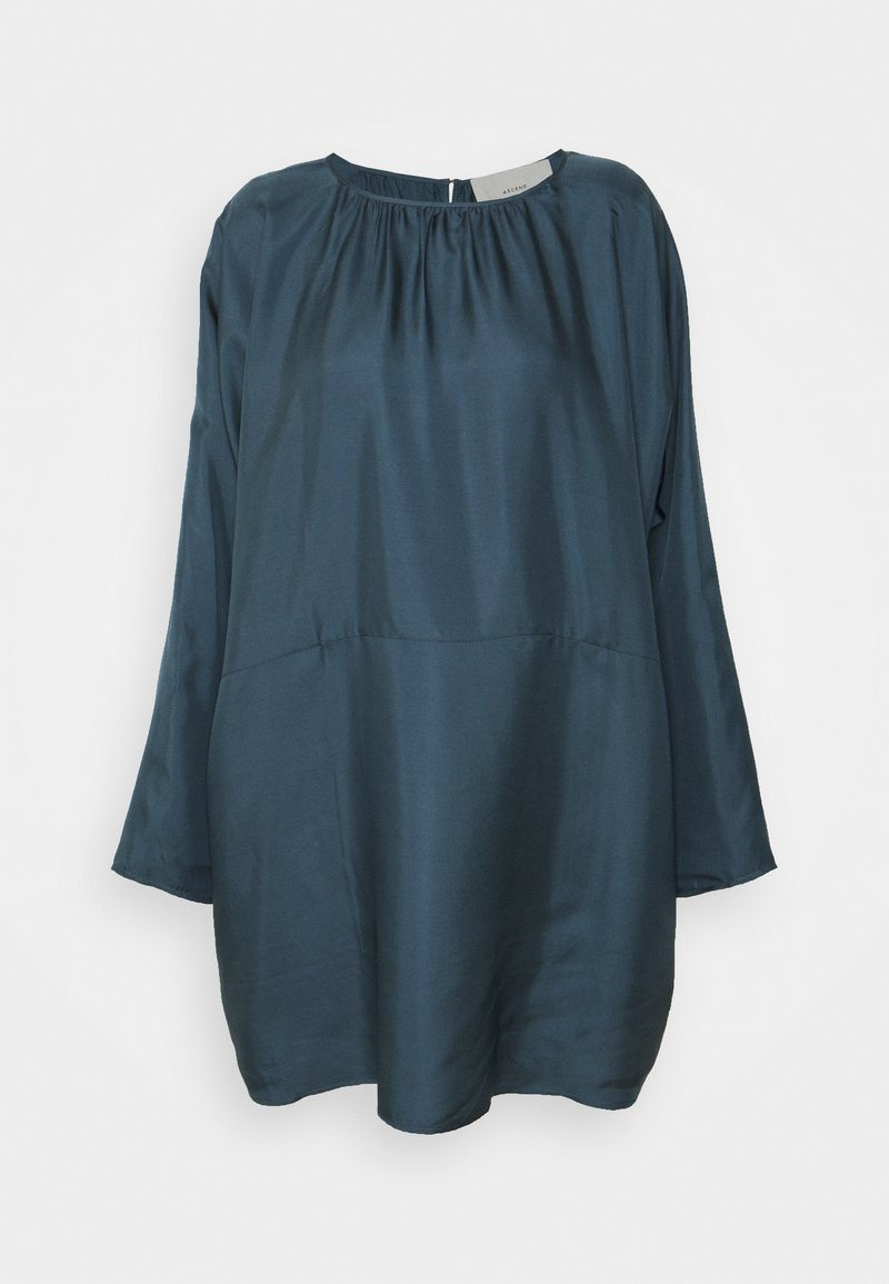 ASCENO - THE RHODES DRESS - Nightie - lake blue