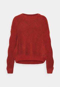 ONLY - ONLHAVANA - Pullover - red ochre - 3