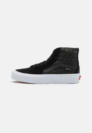 SK8 GORE-TEX UNISEX - Sneakersy wysokie - black/true white