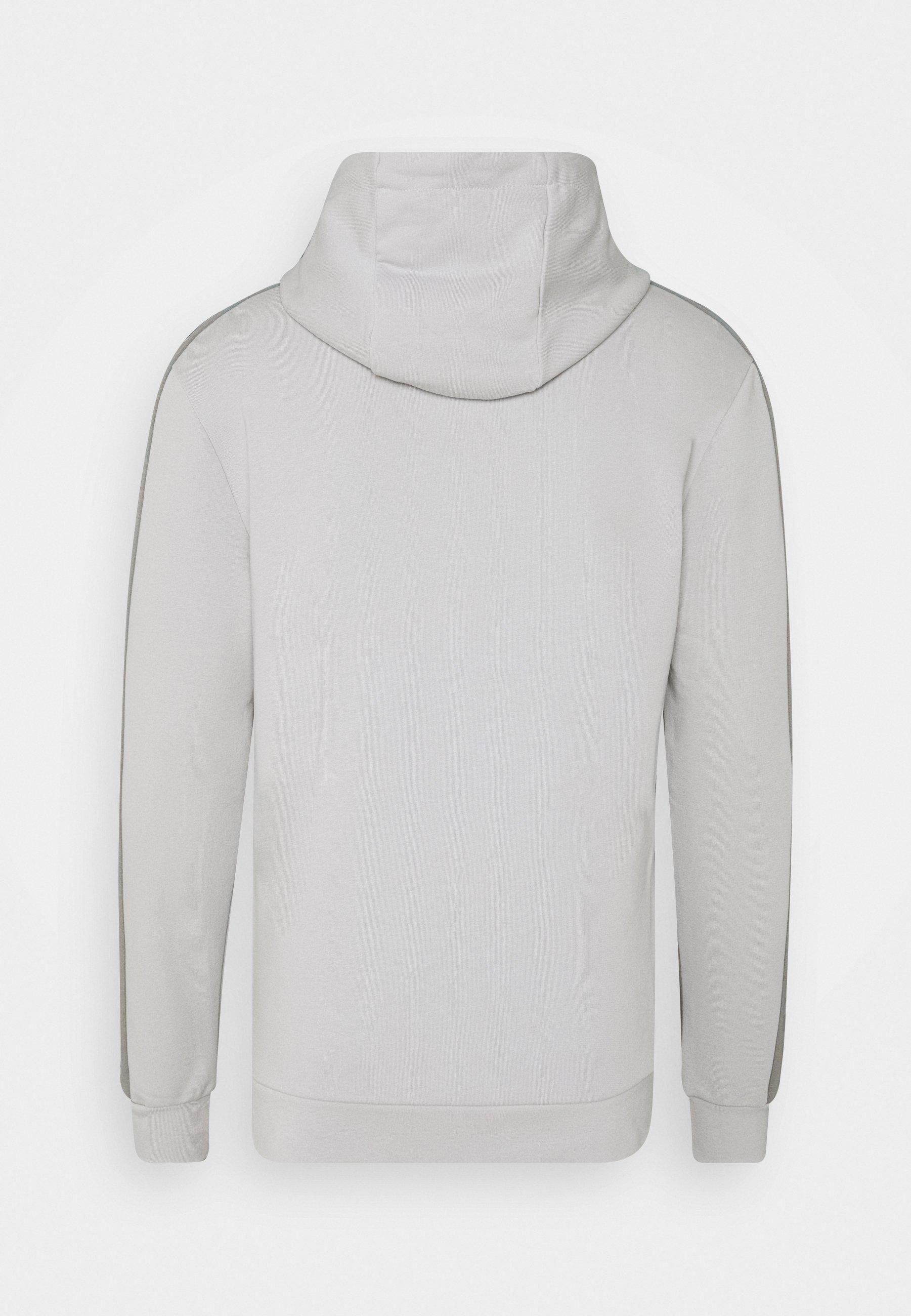 11 Degrees Radar Hoodie - Bluza Z Kapturem Vapour Grey
