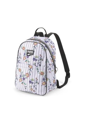 PRIME TIME FESTIVAL  - Rucksack - white-black-flower aop