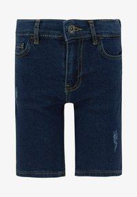 DeFacto - REGULAR FIT - Denim shorts - blue - 0