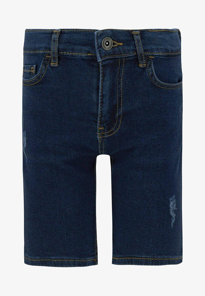 DeFacto - REGULAR FIT - Denim shorts - blue