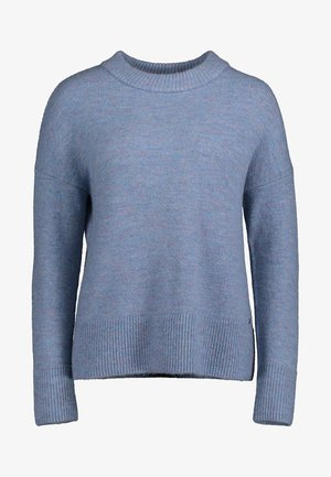 Jumper - middle blue melange