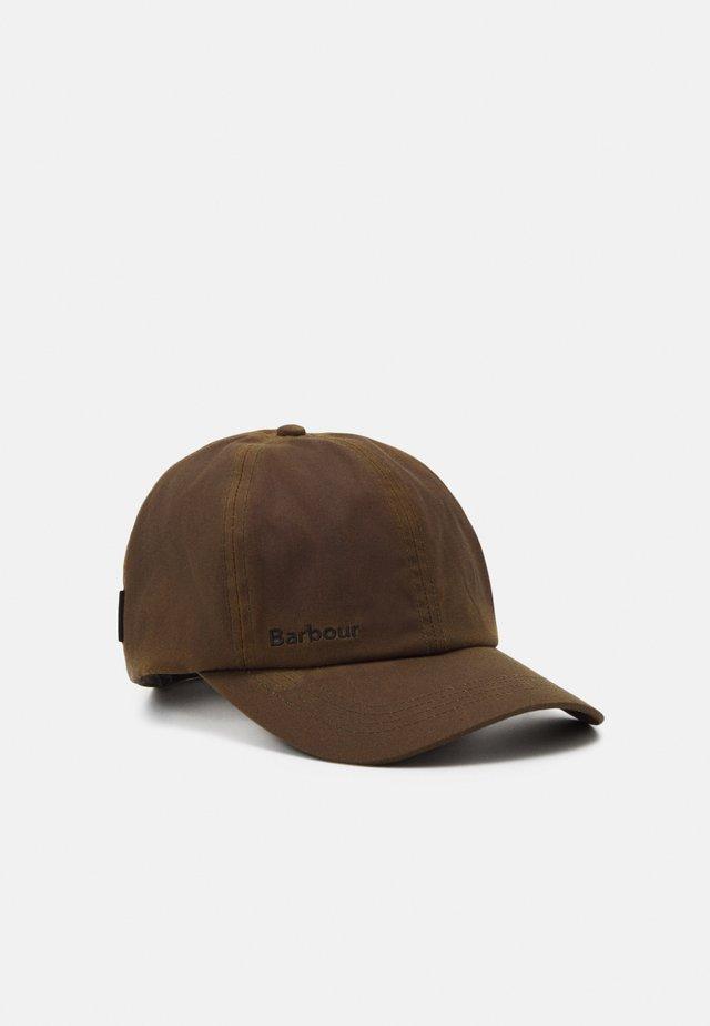 Kšiltovka - brown