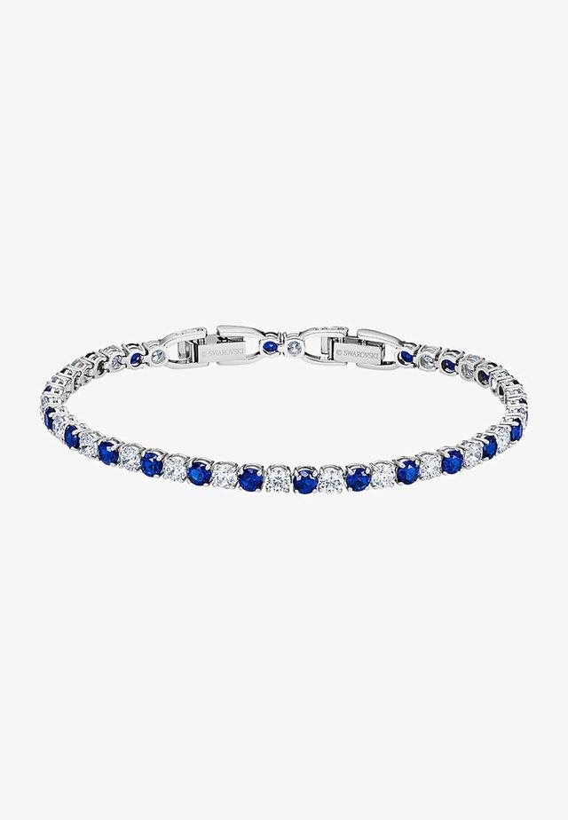 TENNIS BRACELET - Bracelet - blau