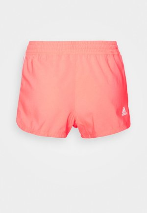 3S SHORT - Sports shorts - pink/white