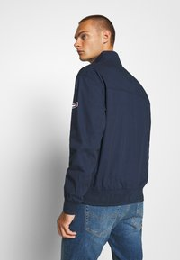 Tommy Jeans - CUFFED JACKET - Summer jacket - twilight navy - 2