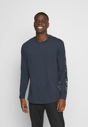 LASH - Long sleeved top - compact legion blue